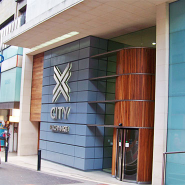 City Exchange, Leeds
